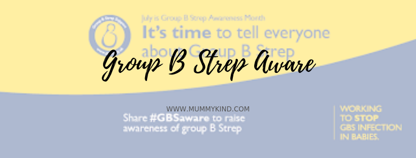 Group B Strep – Aware.