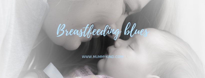 Breastfeeding Blues