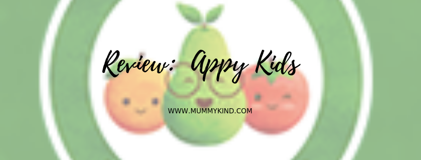 ENDED: Appy Kids review andGIVEAWAY!!!