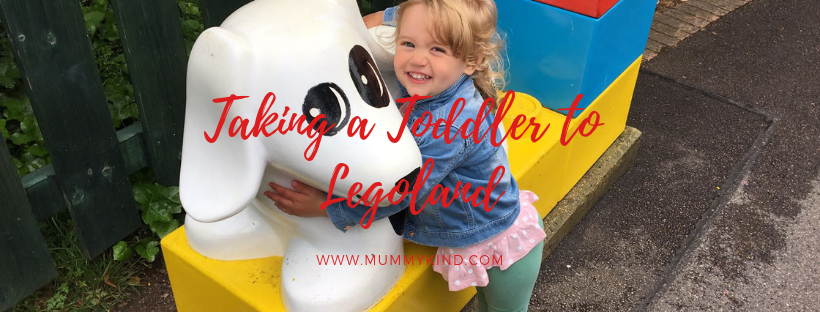 What is there for toddlers at LEGOLAND Windsor Resort?
