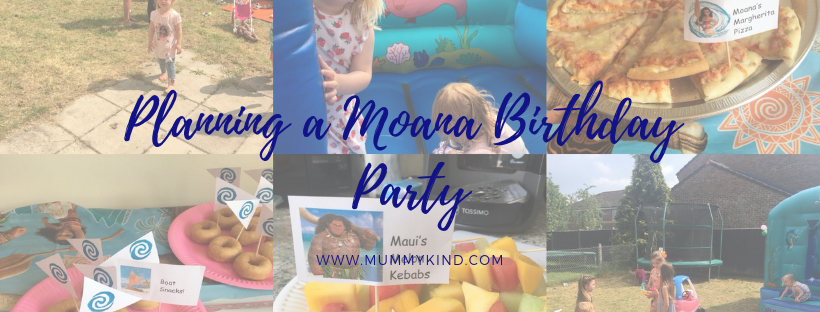 20 of the best Moana birthday party ideas on Pinterest!