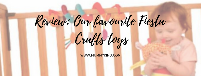 Our Favourite Fiesta Crafts toys!