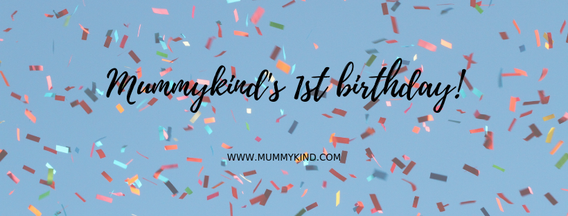 ENDED: Mummykind's BIG Birthday GIVEAWAY!