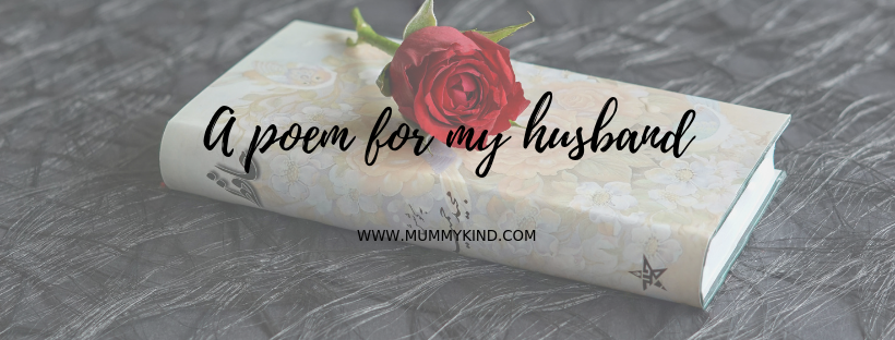 A poem for my husband